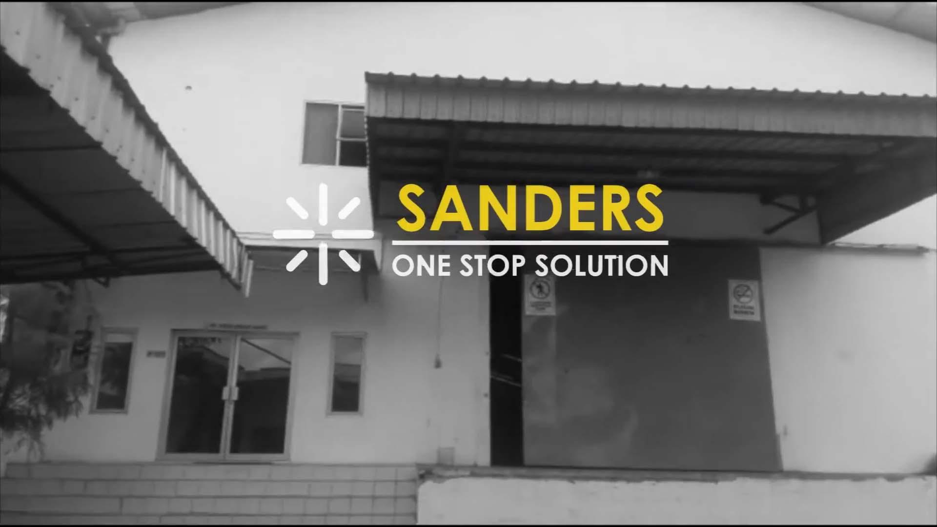 Sosialisasi Sanders di Jambi