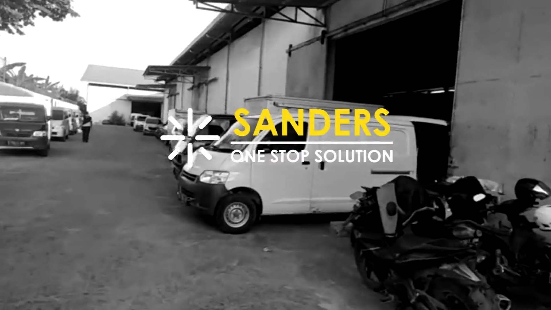 Sosialisasi Sanders di Makassar