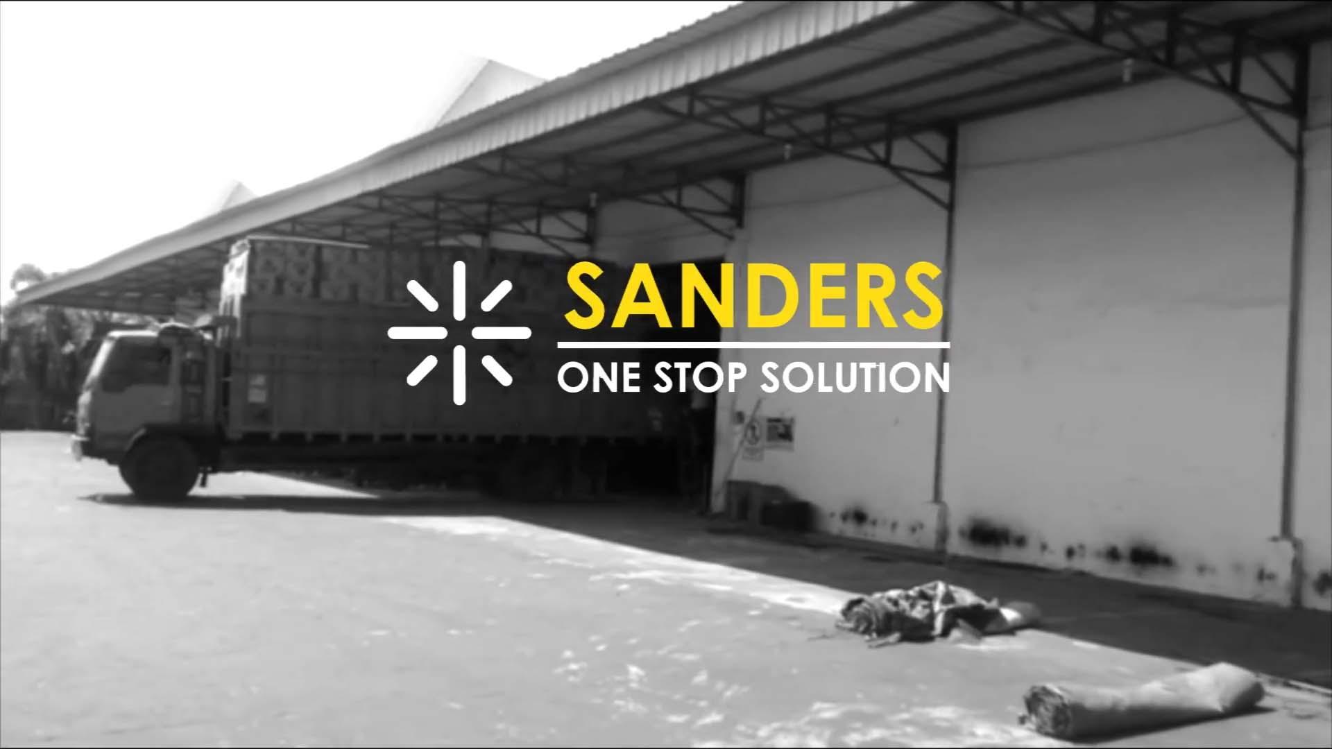 Sosialisasi Sanders di Palembang